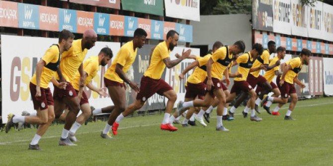 Galatasaray Avusturya Kampı Oyuncu Kadrosu Belli Oldu