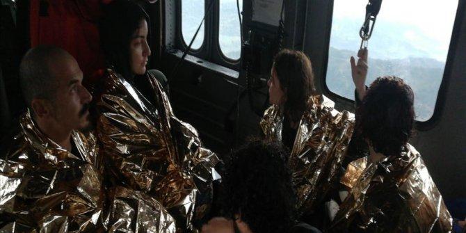 Düzce'de 174 Vatandaşımız Sel Bölgesinden Tahliye Edildi