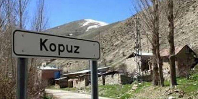 Bayburt Kopuz Köyü