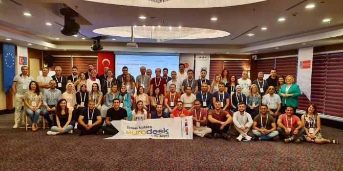 Eurodesk Toplantısı Ankara'da Yapıldı