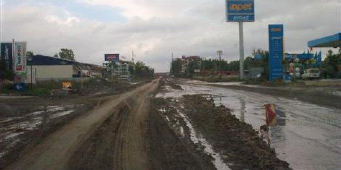 Çarşamba Beyyenice Köyü