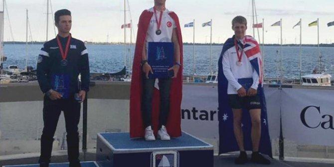 Milli Yelkenci Yalçın Çıtak Üst Üste 2. Kez Dünya Şampiyonu Oldu