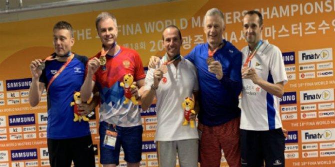 Galatasaray Yüzmede Dünya Üçüncüsü Oldu