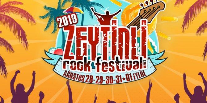 Zeytinli Rock Festivali Bu Yıl Da Dopdolu
