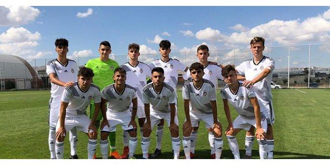 D.g. Sivasspor:0 Beşiktaş:2 (U-17)