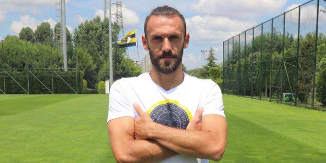 """Vedat Muriqi: """"Fenerbahçe'nin Şampiyonluktan Başka Hedefi Yoktur"""""""