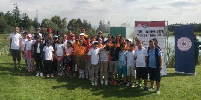 Tgf Yerel Yıldızlar Turu Minikler Ankara 5. Ayak Müsabakası Tamamlandı