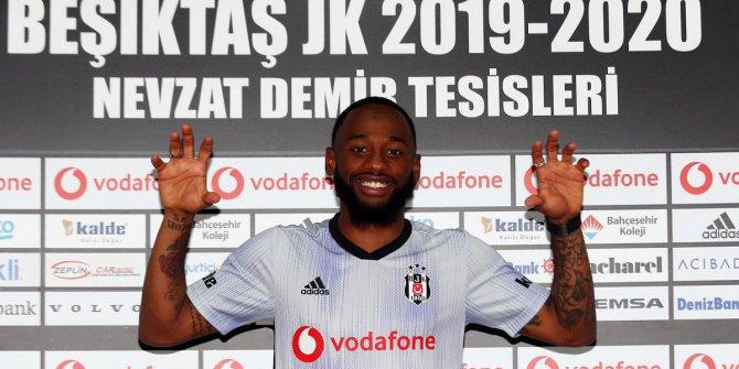 Georges-kevin N'koudou Beşiktaş'ta