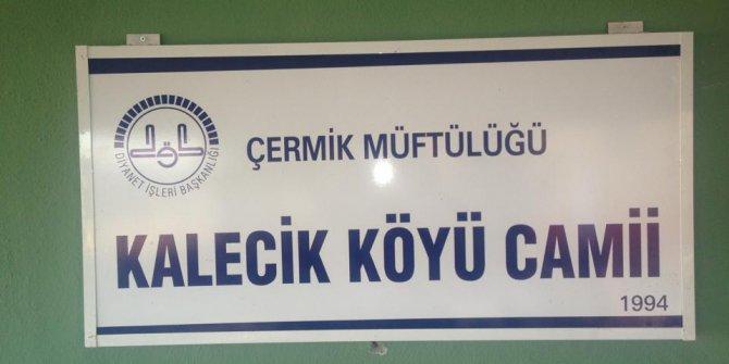 Çermik Kalecik Köyü