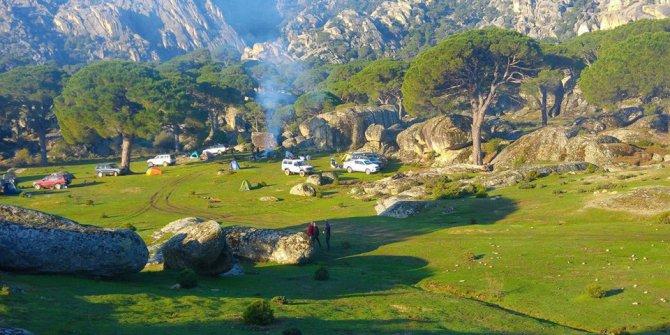 Koçarlı Bağarcık Köyü