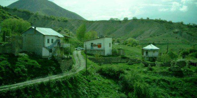 İliç Küçükgümüşlü Köyü