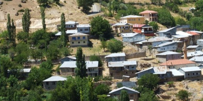 İliç Yakuplu Köyü