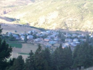 Adana Tufanbeyli Kayapınar Köyü