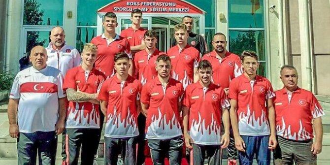 Gençler Avrupa Boks Şampiyonası Bulgaristan'nda Başladı