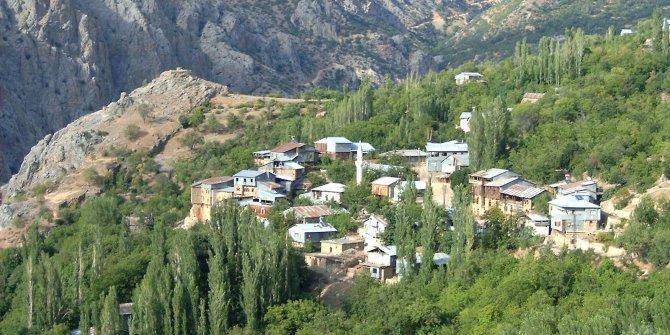 Kemaliye Toybelen Köyü