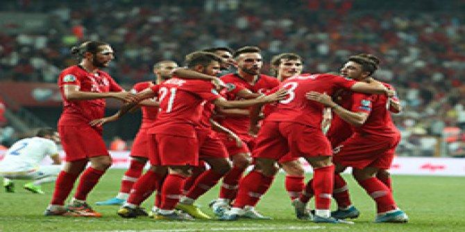 Türkiye – Moldova Maçı Trt'den Naklen Yayınlanacak