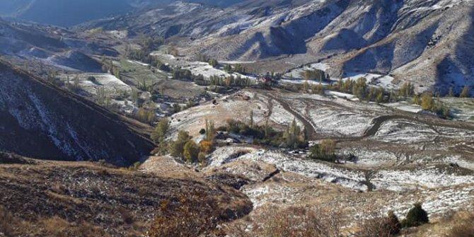 Refahiye Kızıleniş Köyü