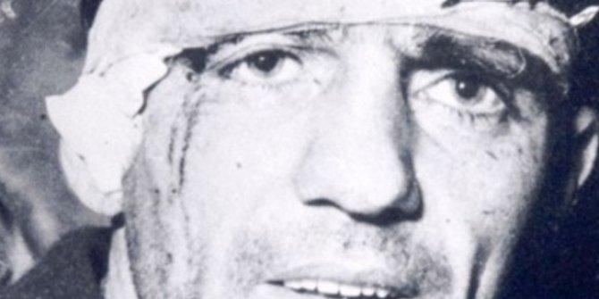 """""""Mehmetçik"""" Lakaplı Basri Dirimlili'yi Saygıyla Anıyoruz"""
