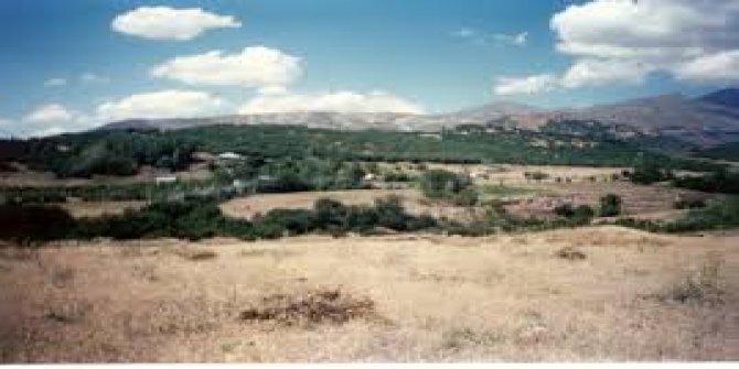 Üzümlü Derebük Köyü