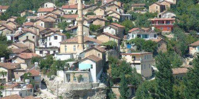 Yayladağı Yoncakaya Köyü