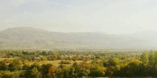 Erzincan Ilıdere Köyü