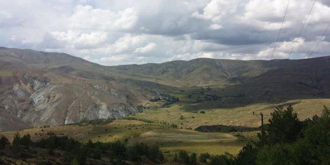 Erzincan Keklikkayası Köyü