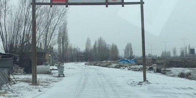 Erzincan Yeniköy Köyü