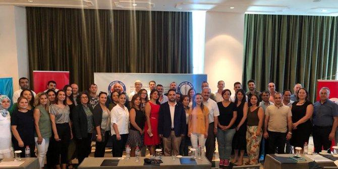 Sağlık -Sen İzmir 2 No'lu Şube Divan Toplantısını Yoğun Katılımla Gerçekleştirdi