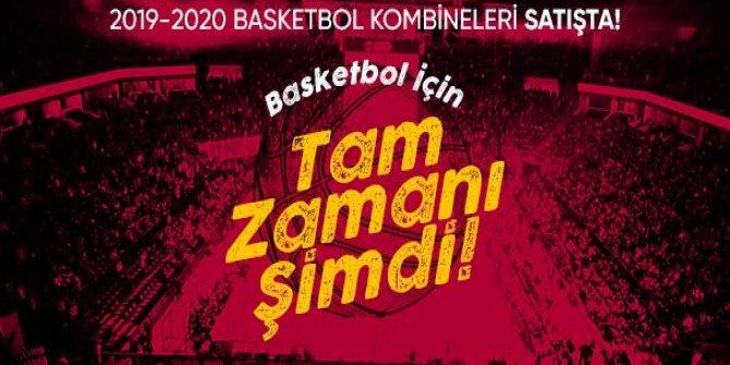 2019-2020 Sezonu Basketbol Kombineleri Satışa Çıktı