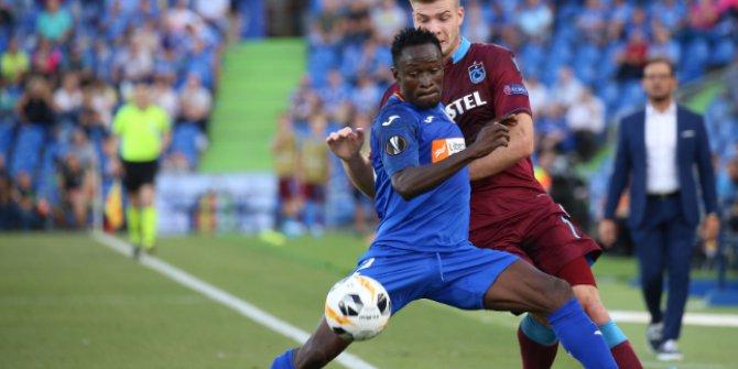 Getafe Cf 1-0 Trabzonspor