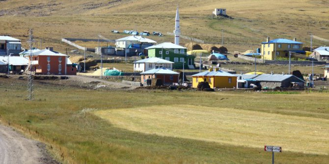Kars Söğütlü Köyü