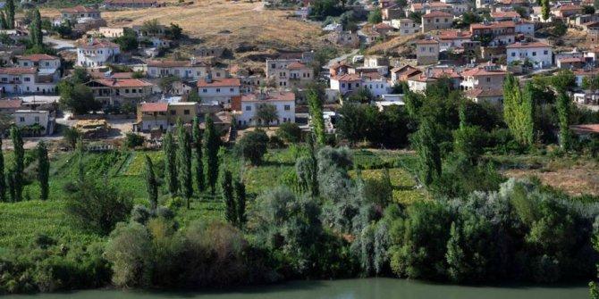 Ürgüp Sarıhıdır Köyü