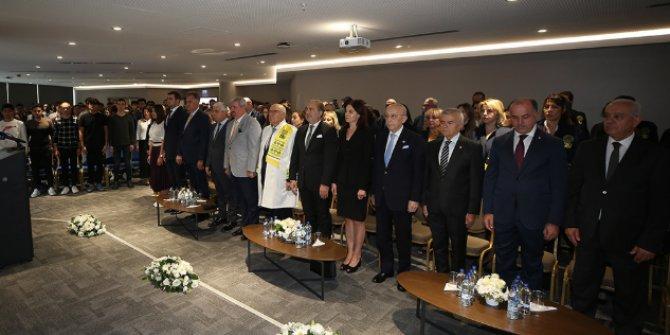 Fb Üniversitesi Akademik Yılı Açılış Töreni