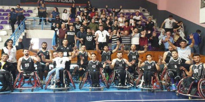 Tekerlekli Sandalye Beşiktaş Basketbol Takımının Rakipleri Belli Oldu
