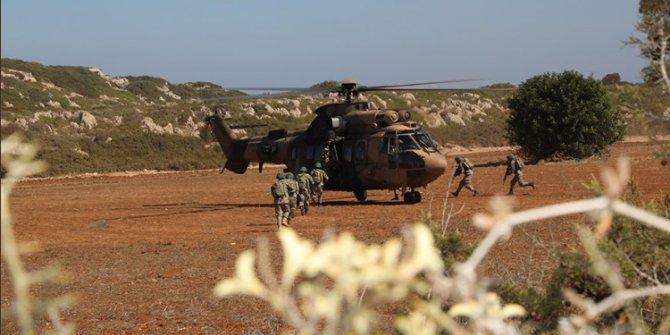 Barış Pınarı Harekâtı'nda Kaza Kırıma Uğrayan Helikopter Hakkında Basın Açıklaması