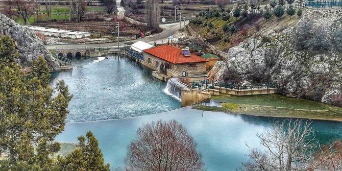 Beyşehir Adaköy Köyü