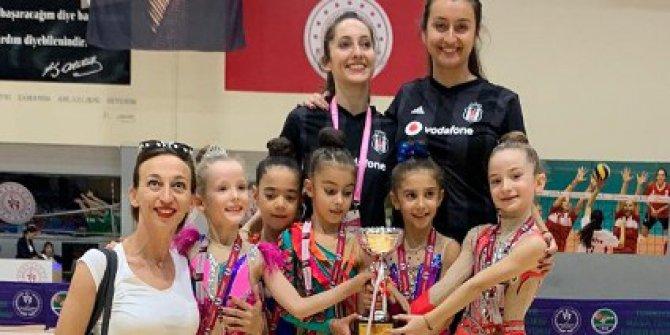 Beşiktaş Jimnastik Sonuçları