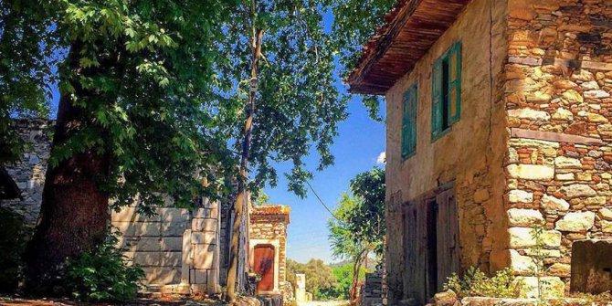 Yatağan Eskihisar Köyü