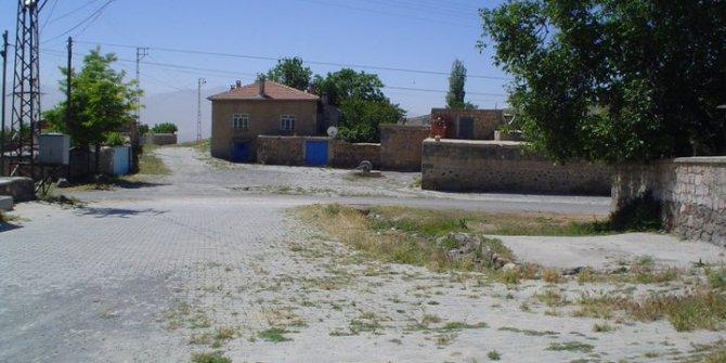 Niğde Taşlıca Köyü