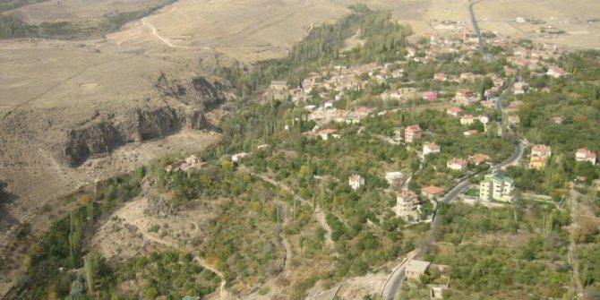 Niğde Yeşilburç Köyü