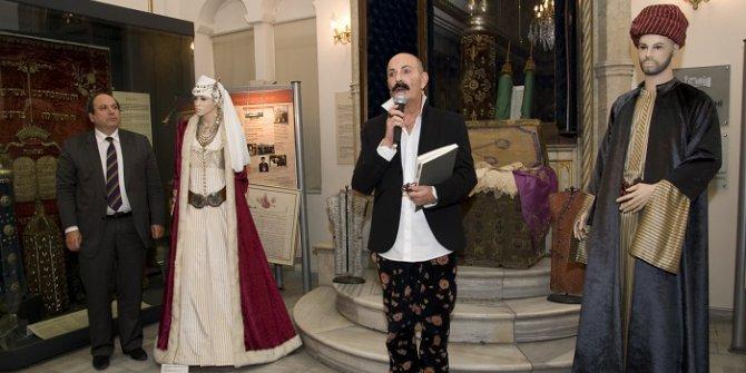 'Osmanlı'da Yahudi Kıyafetleri' Sergisi İzmir'de Sanatseverlerle Buluşuyor