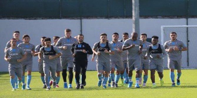 Trabzonspor'da Krasnodar Maçı Hazırlıkları Devam Ediyor