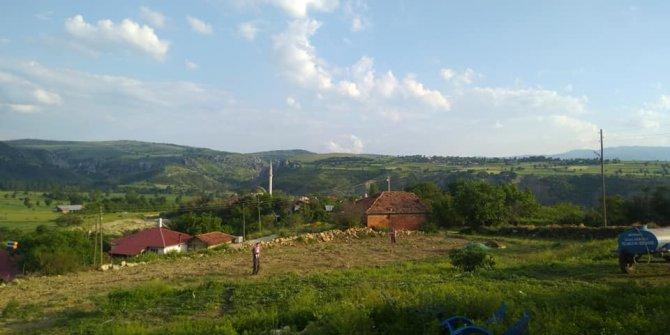 Vezirköprü Tatarkale Köyü