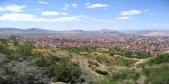 Isparta Çukurköy Köyü