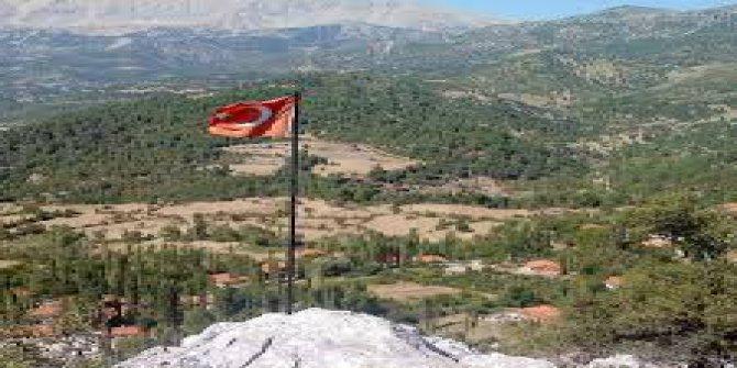 Isparta Güneyce Köyü
