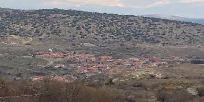 Isparta Yakaören Köyü