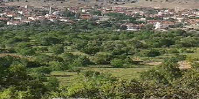 Isparta Küçük Hacılar Köyü