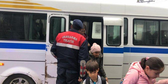 Manisa'da Okul Servisleri Denetlendi