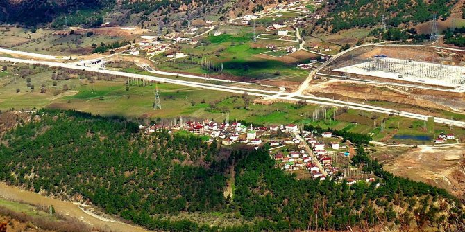 Reşadiye Çayırpınar Köyü