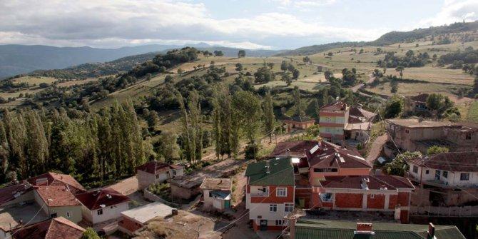 Reşadiye Kapaklı Köyü
